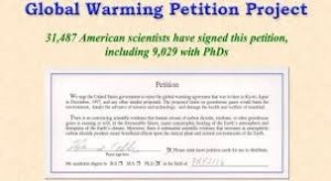 OREGON PETITION