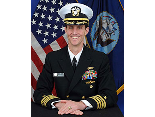 Admiral Timothy Gallaudet