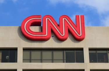 CNN Headquarters in Atlanta, Georgia, USA
