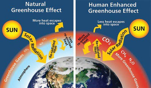 GLOBAL WARMING IN SCHOOL