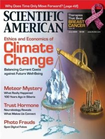 SCIENTIFIC AMERICA CLIMATE CHANGE